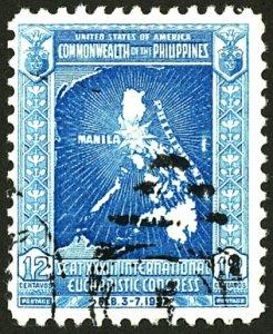 PHILIPPINES #427 USED