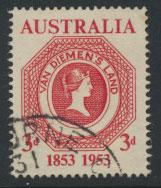 SG 271 Used  Tasmania Postage Stamp Centenary SPECIAL - please read details
