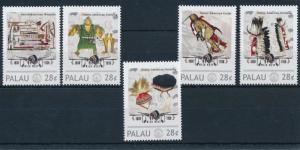 [80924] Palau  Native Americans Indians Weapons Clothing MNH