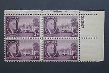 SCOTT # 932 PLATE BLOCK FDR MINT NEVER HINGED GREAT LOOKING GEM  !