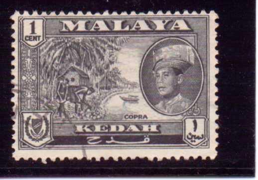 Kedah  Scott#  95  Used