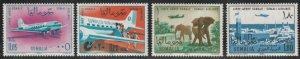 Somalia #276-277, C97-C98 MNH Full Set of 4 cv $9.55