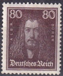Germany #362  Unused CV $30.00 Z579