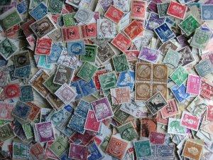 Western Europe commoner gambler mixture (duplicates,mixed cond)2000 watch oldies