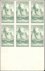 763 Mint,NGAI,NH... Blocks of 6... SCV $11.40