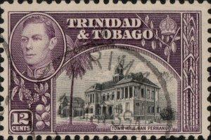 TRINIDAD & TOBAGO - 1939 (May 28) - ARIMA/TRINIDAD CDS on SG252 - Ref.833h