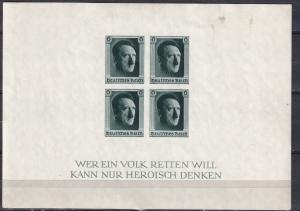 Germany #B103 Unused CV $37.50  Z551L
