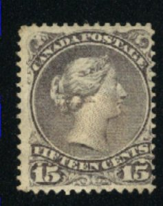 Canada 29  Mint  1868-76   PD