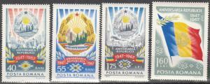 Romania #1989-92 (S7779L)