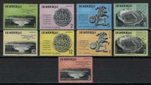 HONDURAS #C336-44 MINT, VF, NH - PRICED AT 1/2 CATALOG!