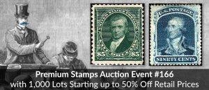 Premium Auction Event #166