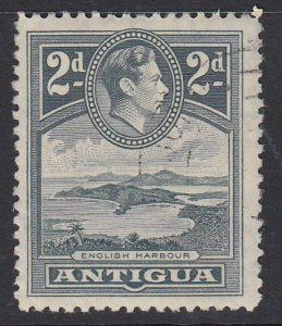 ANTIGUA, Scott 87, used
