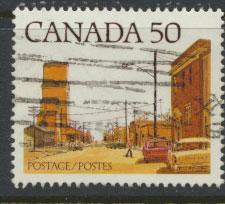 Canada SG 880  used