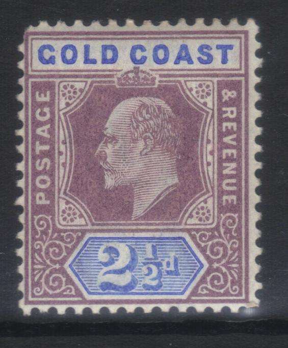 GOLD COAST 1902 CROWN CA SG41 M/M
