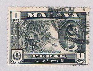 Malaya Perak 127 Used Sultan Yussuf Shah (BP2333)
