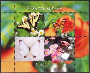 Malawi 2012 Butterflies (1) MNH Cinderella !