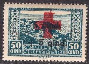 ALBANIA SCOTT B8