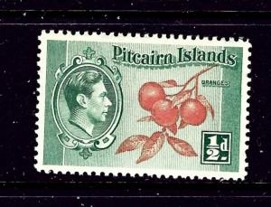 Pitcairn Is #1 MNH 1940 issue