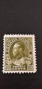 Canada Scott #119 MH