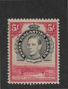 KUT Scott # 83 VF-OG never hinged with nice colors scv $ 45 ! see pic !