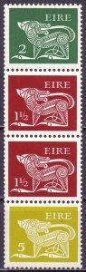 Ireland. 1974. 252XF 253XF 258XA. Dog. MNH.
