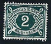 Ireland J3 wmk 44 (U)