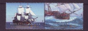 J23921 JLstamps 1995-6 australia pair set mnh #1423 ships