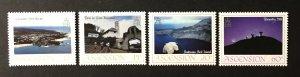 Ascension Islands 1983 #328-31, MNH, CV $1.65