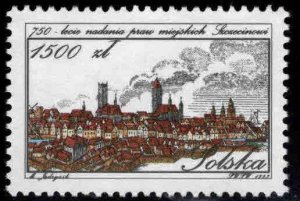 Poland Scott 3150  MNH**
