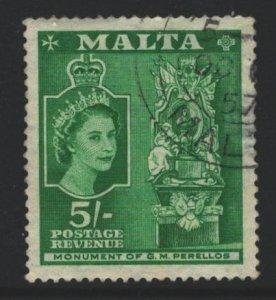 Malta Sc#260 Used