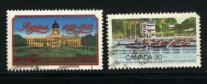 Can #967-68   -1   used VF 1982 PD