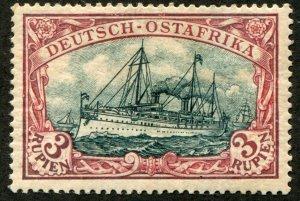 Deutsch East Afrika  Mi.# 21  SC.# 21  MH*