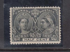Canada #50 VF Used