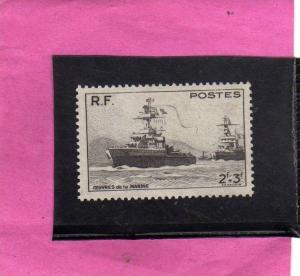 FRANCIA 1946 OPERE DELLA MARINA MNH - FRANCE 1946 OEUVRES DE LA MARINE