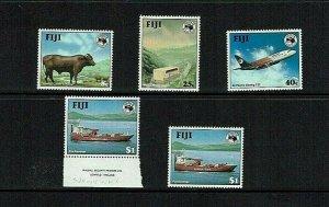 Fiji: 1984 Ausipex, International Stamp Exhibition, Includes Inv Wmk,   MNH.