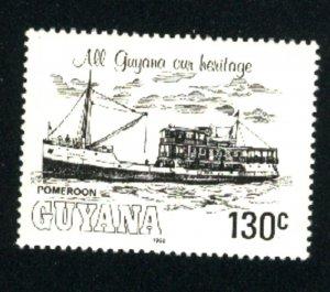 Guyana #664   M NH VF 1963 PD
