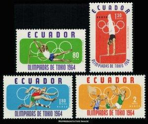 Ecuador  725, C432-C434