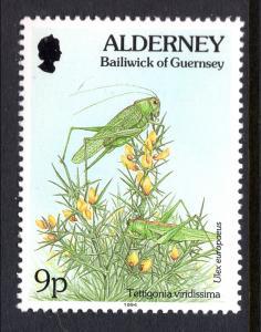 Alderney 78 MNH VF