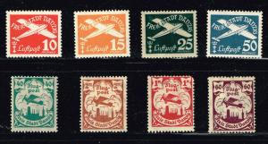 GERMANY STAMP DANZIG STAMPS COLLECTION LOT  #3