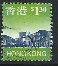Hong Kong  SG 853   Used