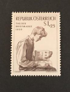 Austria 1955 #B296, MNH, SCV $4.00