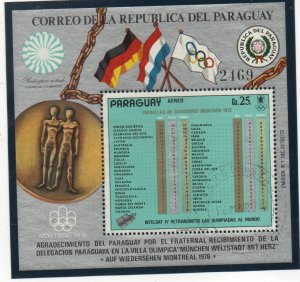 Paraguay C353 used ..