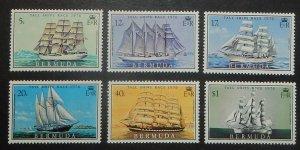 Bermuda 337-42. 1976 Tall Ships Race