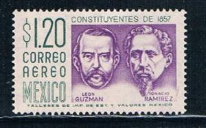 Mexico C237 MNH Leon Guzman (M0134)
