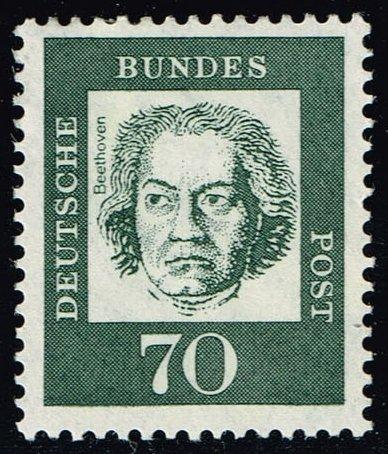 Germany #835 Ludwig van Beethoven; Unused (0.25)