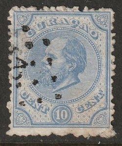 Netherlands Antilles 1889 Sc 4 used