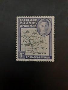 +Falkland Islands #1L2               MH