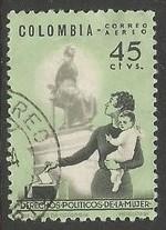COLOMBIA C449 VFU X109-1