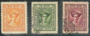 India Indore SC# 15-7 Used scv $1.40