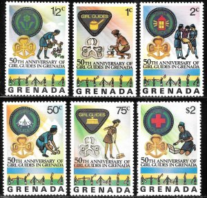 Grenada # 724 - 29 Mint Never Hinged